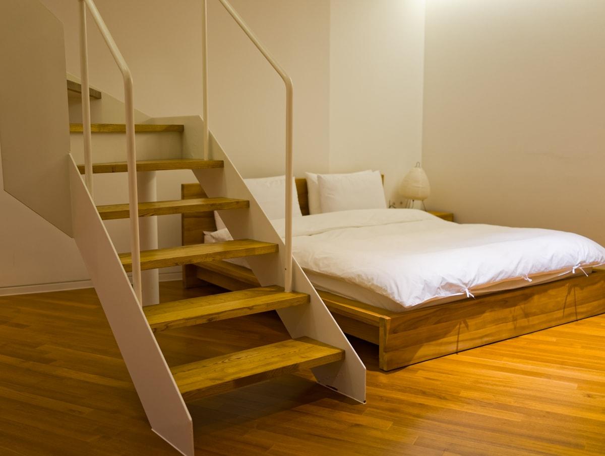 더블 침대